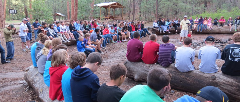 Ponderosa Christian Camp 2